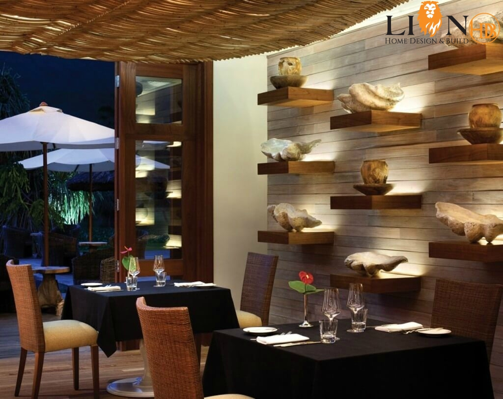 Best interior design ideas for a restaurant